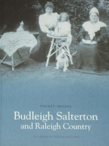 Budleigh Salterton and Raleigh Country, by Les Berry and Gerald Gosling